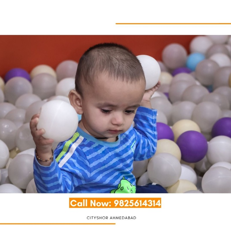Uplift your Child's spirits at Fun Zone - South Bopal