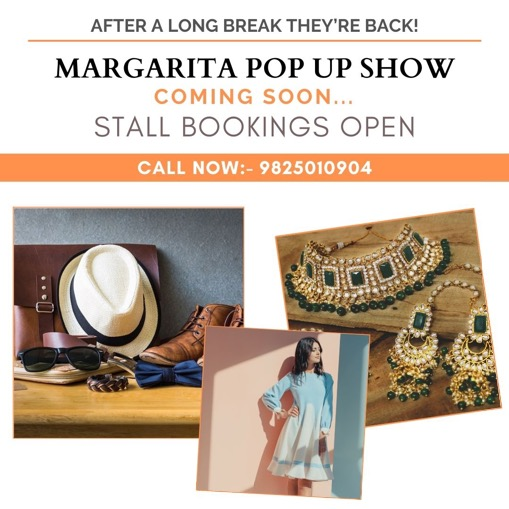 Margarita Pop Up Show is finally back