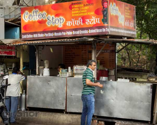 Coffee Stop Launches Again