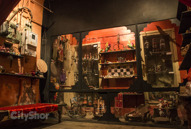 Toy Museum - Relive the old days!