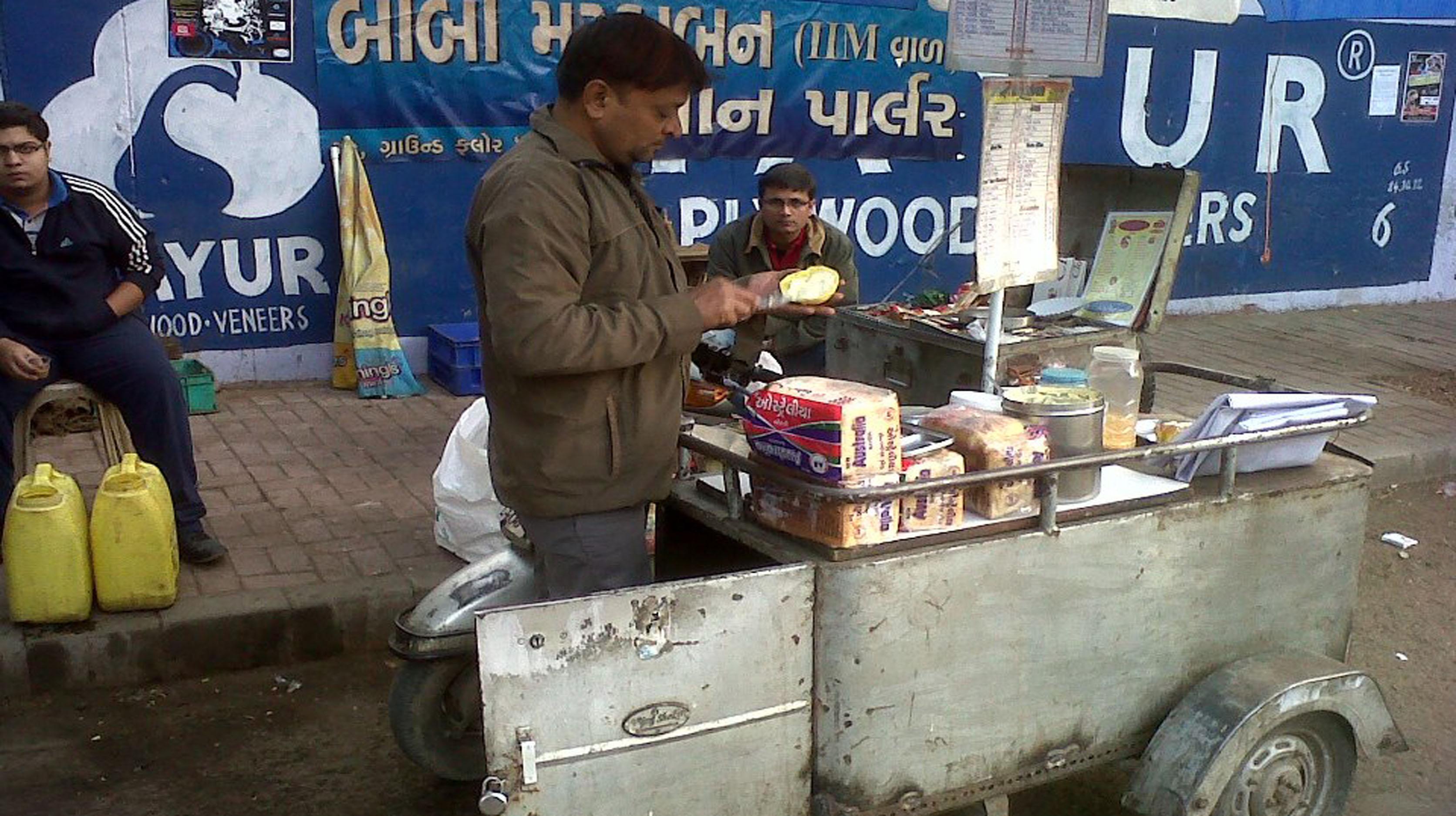 Bobby Maskabun Ahmedabad