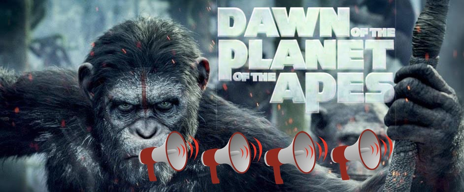 Dawn of The Planet of The Apes: Movie Review