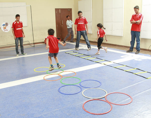 Sporty Beans | sports for pre-schooler