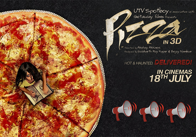 Pizza 3D Movie Review