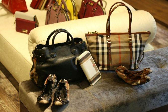 It's Burberry at Monsoon for two days!