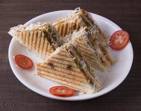 Innovative Dishes at Shiv Sagar