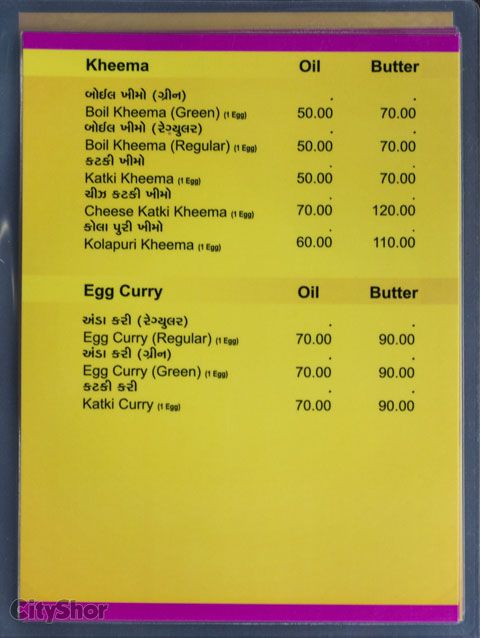 Baba Egg eatery | Beyond just eggs