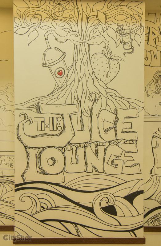 Juice Lounge & Rollacosta