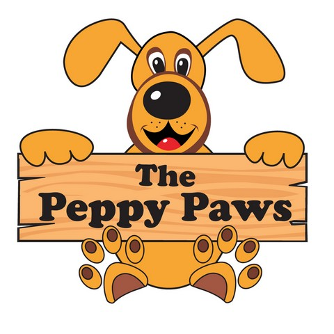 Paw Prints for Your Heart: Peppy Paws