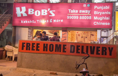 KBob's | Now open in Bopal
