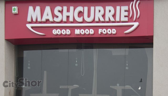 Mashcurrie - For this Valentine's day
