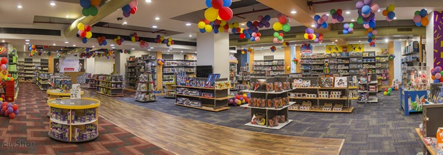 Toycra - Probably the biggest toy store in Gujarat   10000+ toys   10000+ books