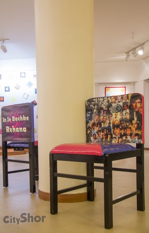 A tribute to Bollywood's 100 years - Mantra Art Gallery