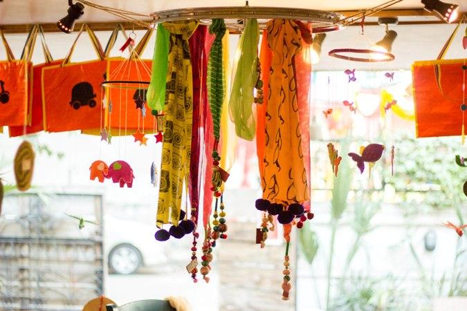 Design Flea exhibition at Artisan's Cottage by Harita Kapur and Nine Lives!