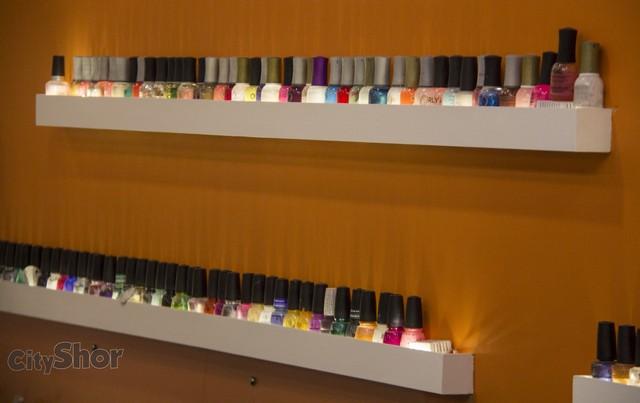 Nishi Nails : Nail Art & Nail Care