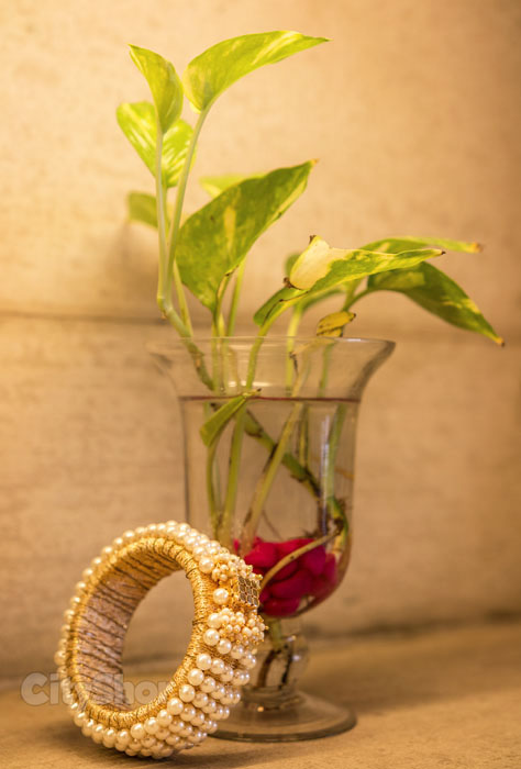 Bangles exhibition at Ivy Aura