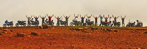 Maroon Migrates's road trip to Dahel