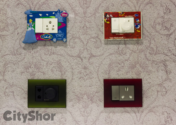 Get unique switch boards at Style Code