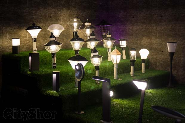 Style Code s unique outdoor lights