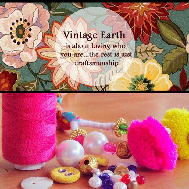 Vintage Earth at Anay Gallery just for two Days!