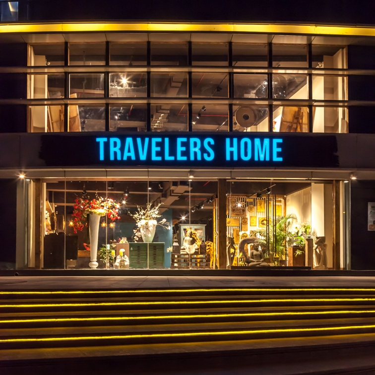 Travelers Home - A store with unique collectibles!