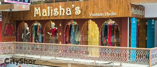 Welcome Festivities In Style With Malisha S Fashion Studio