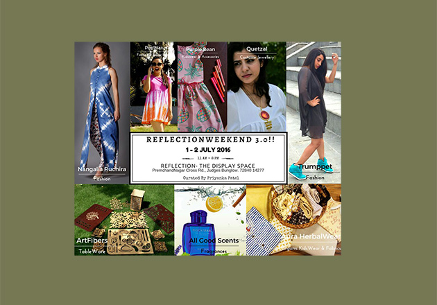 Get your fashion fix at ReflectionWeekend 3.0