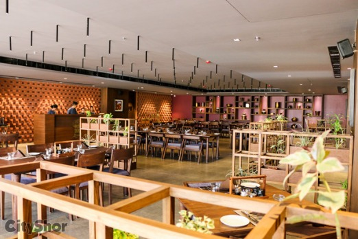An amazing meal awaits you at BRICK KITCHEN