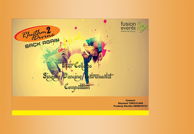 Showcase your talents at 2nd Edition of RHYTHM DIVINE