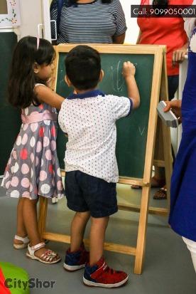 Enroll your kid for FREE* at SESAME STREET PRESCHOOL
