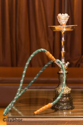 CAFE CLOUD 9: The newest hukka lounge in the city
