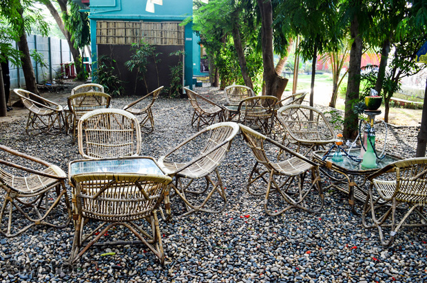 HELLISH CAFE: For an entertaining & chilled out evening