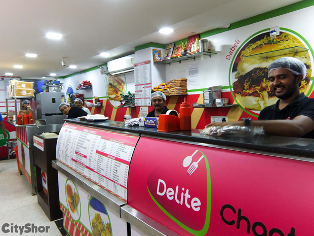 Delectable, unique, fresh chaats only at Delite Chaat House
