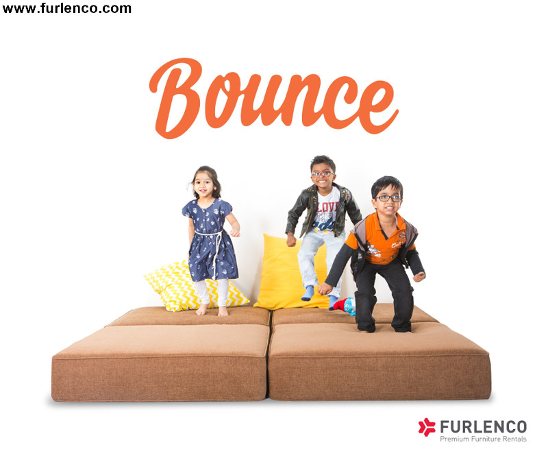 Chill Out with Friends Redefined with Furlenco's Chill Zone