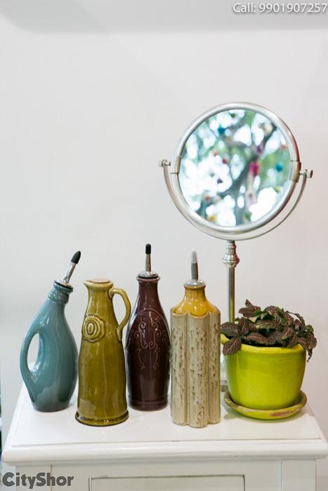 A Splendid splurge in Artistic Ceramic Jars at Gulmohar.