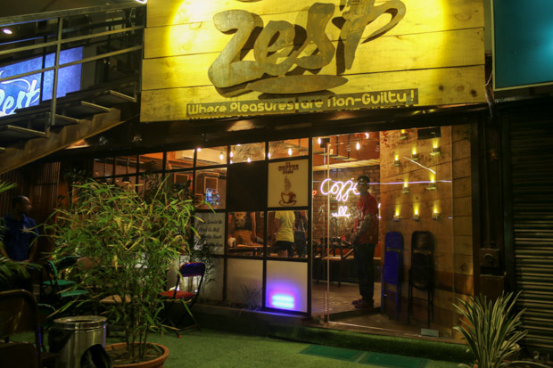 Delicious & Healthilicious goodies at the newly opened ZEST