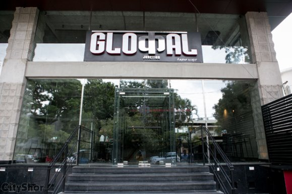 Regional and multi cuisine fusion food at Glocal Junction
