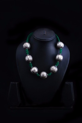 Apparels & Jewellery by MANINI COLLECTION at Anay Gallery