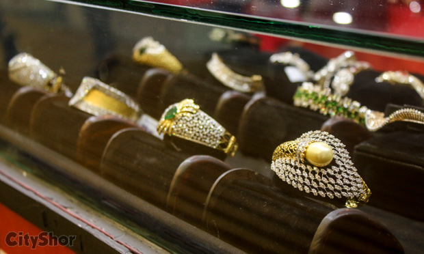 Fill them plush boxes at the INDIA JEWELLERY SHOW