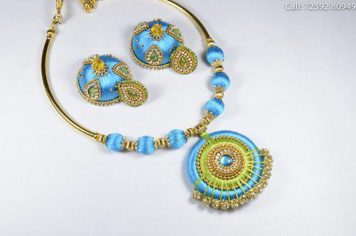 Silk thread jewellery making classes in bangalore dating