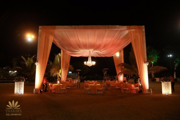 THAKER'S: Any occasion, just one location
