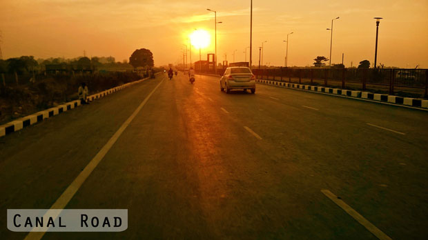 Top-5 roads of Surat which badly need a petrol-pump!