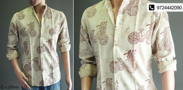 Starting Tomorrow Cost Effective Men's shirts@Bespoke Thread
