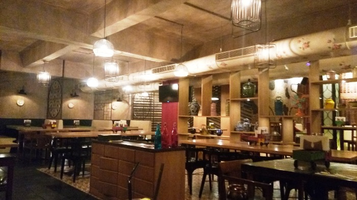 Desi Vibes & Food to Enjoy at this New Place in Lower Parel!