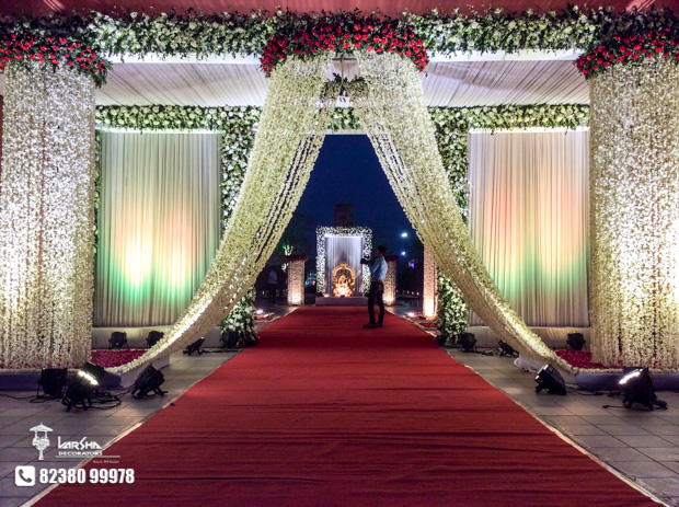 Plan your occasions with unique themes @ Varsha Decorators