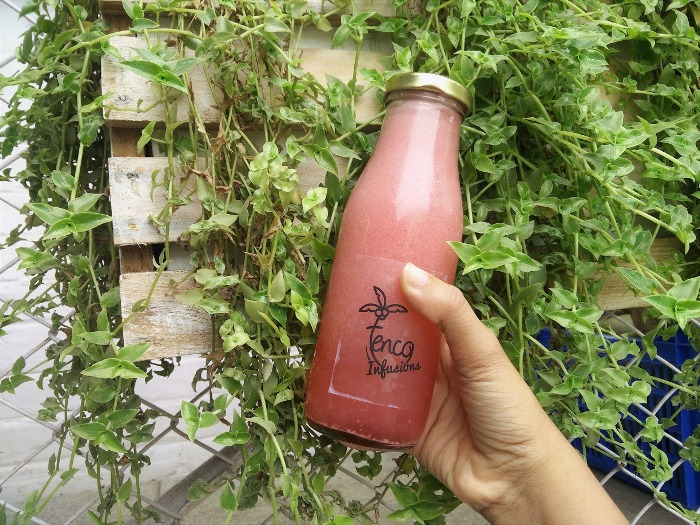 Meet the Health Goals with Juices, Salads of Tenco Infusions