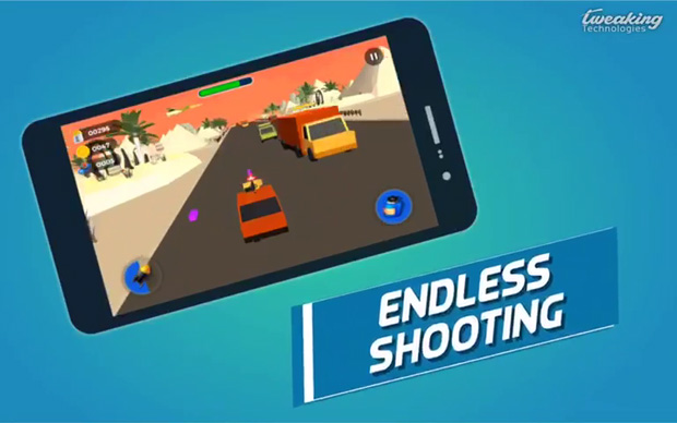 New Sensation of Mobile Gaming For Speed Lovers 'Poly Drive'