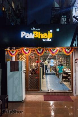 Pau Bhajiwala | The whole new Pau Bhaji Experience.