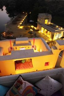 A Dreamy Hidden Resort near Jaipur perfect for Honeymooners!