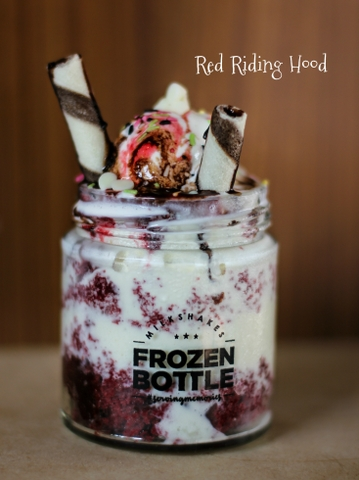 30% off on Delicious Shakes & More, at FROZEN BOTTLE